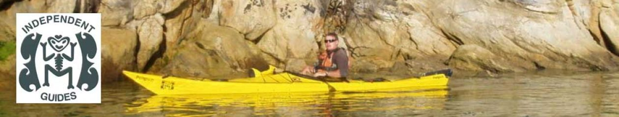 Abel Tasman Independent Guides Sea Kayaking
